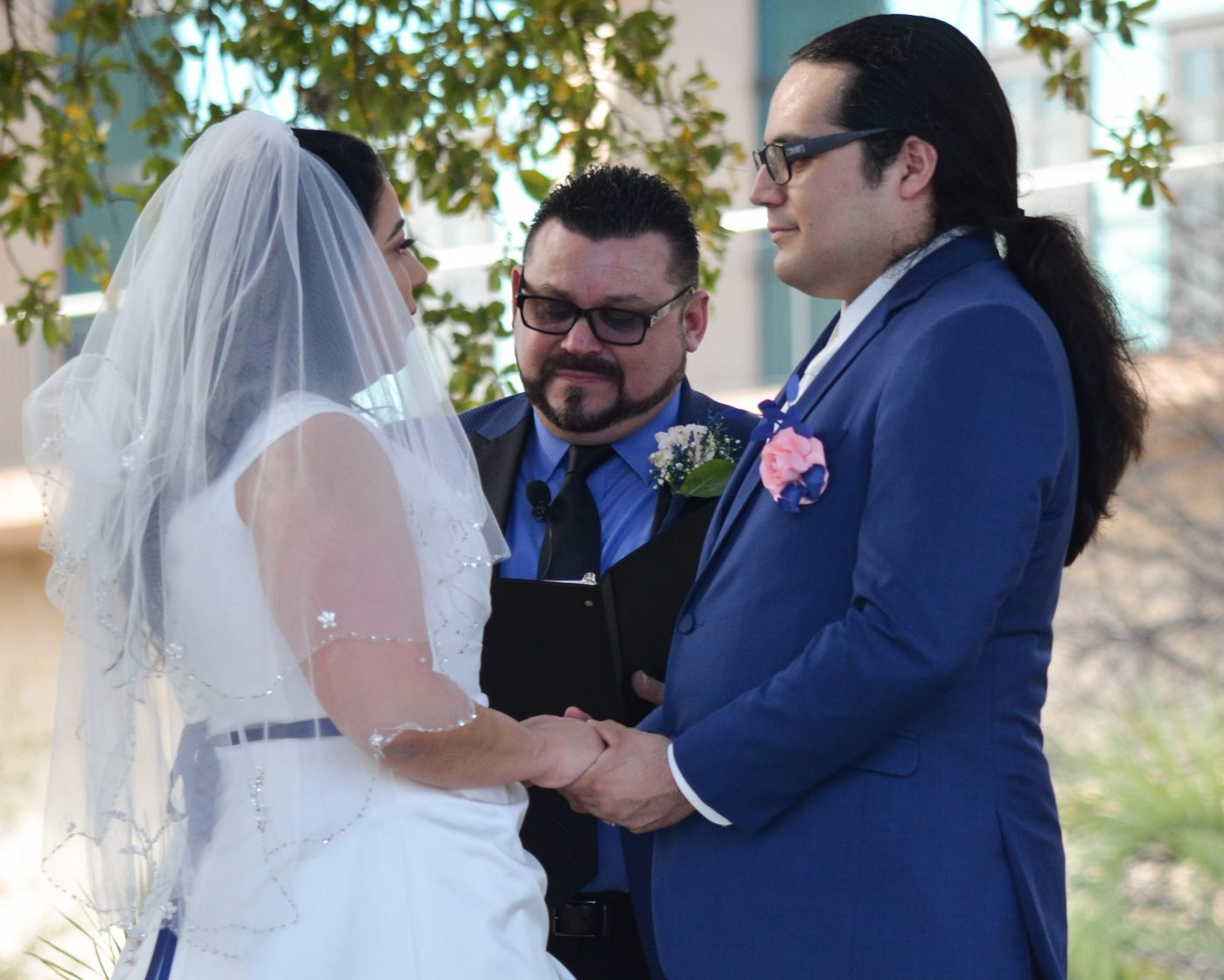 Texas Wedding Ministers, Reverend Juan Ruiz, San Antonio Weddings, Wedding Officiant
