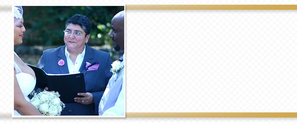 San Antonio TX Wedding Minister Reverend Kathy Gonzalez