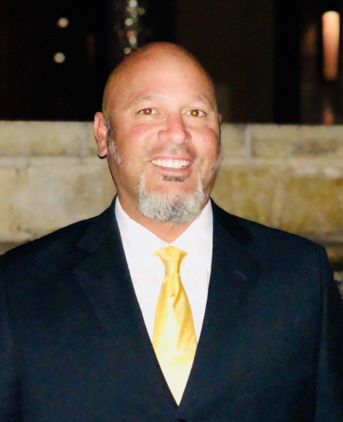 Reverend Joseph Devlin with Texas Wedding Ministers