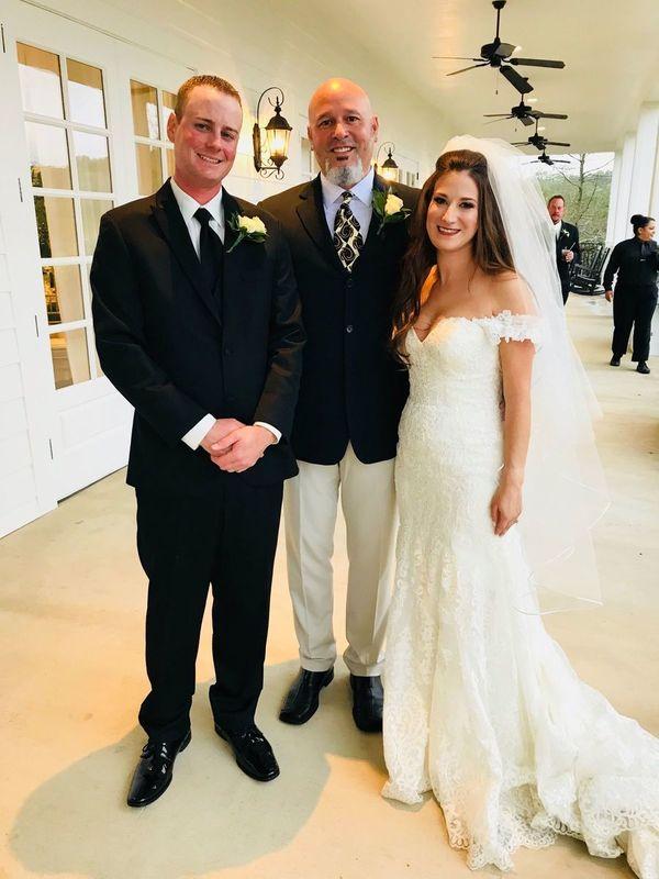 Texas Wedding Ministers, Minister Joseph Devlin